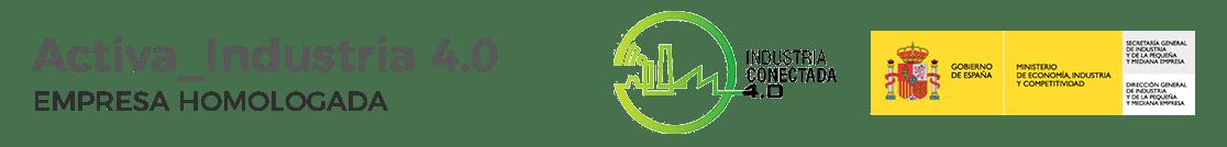 Activa_Industria 4.0 - Empresa Homologada